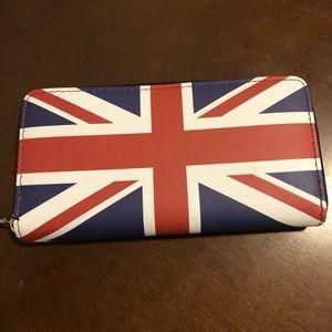 Handbags - British Flag Wallet